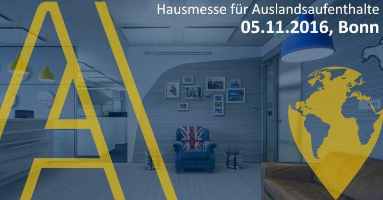 AIFS - Hausmesse am 05.11.16, Bonn