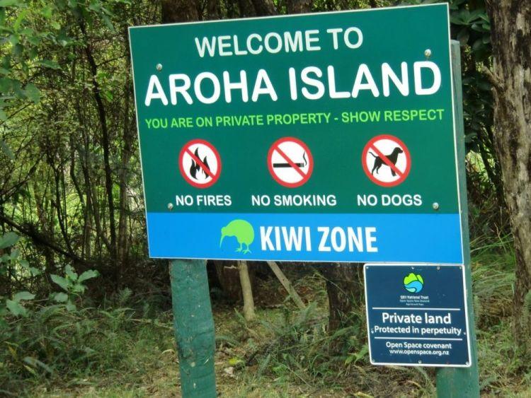 Aroha Island