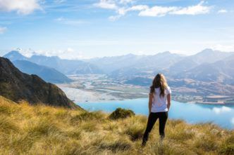 View Point in Queenstown