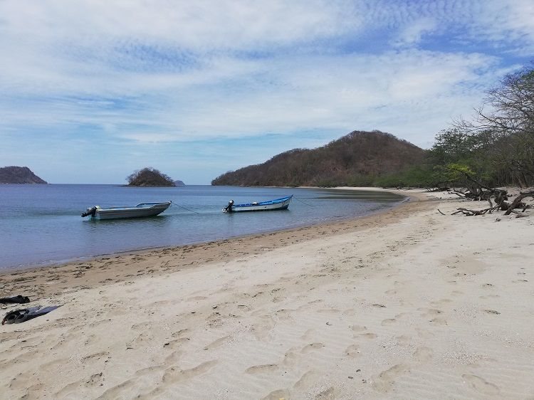 Bucht in Costa Rica