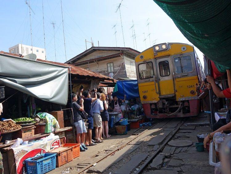 Eisenbahnmarkt