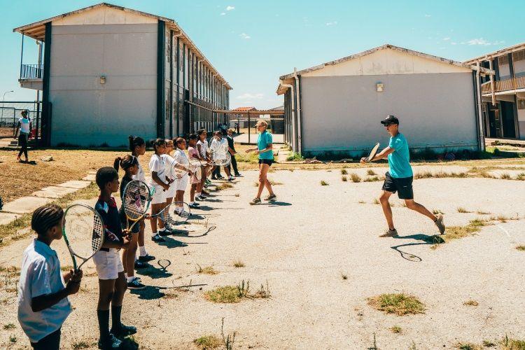 Im Teaching and Sports Education Projekt