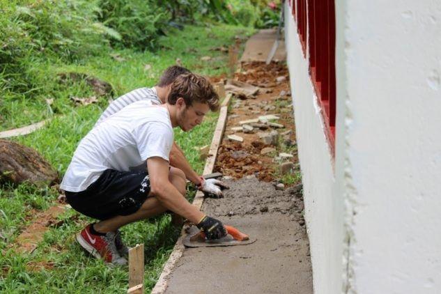 AIFS Freiwilligenprojekt Fidschi