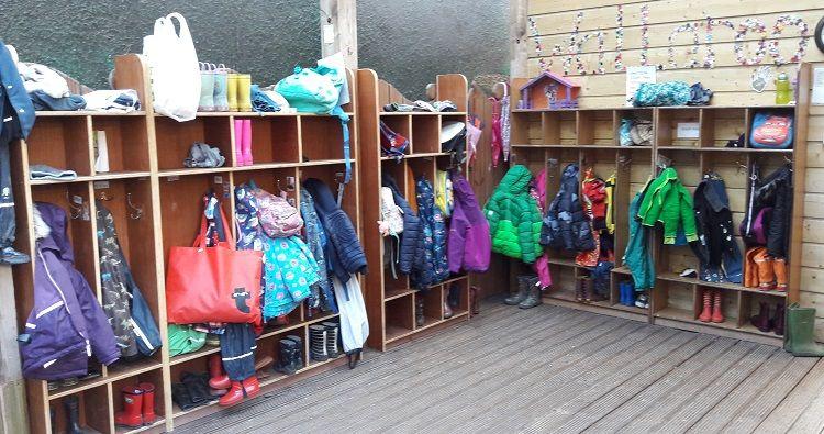 Irischer Kindergarten