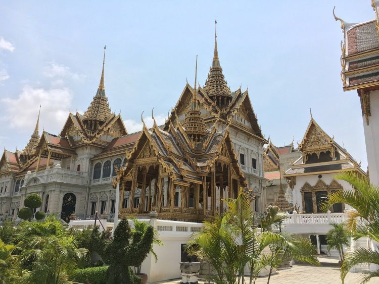 Der große Palast Thailand