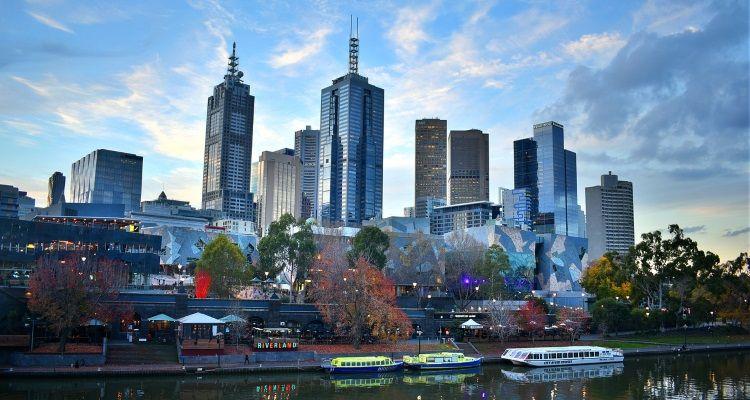 Melbournes Skyline