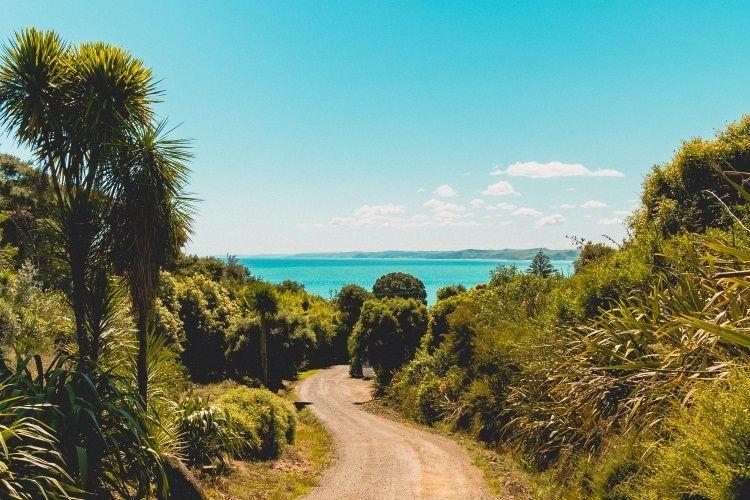 Oceanview in Neuseeland