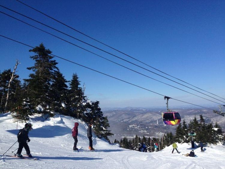Skiurlaub 4