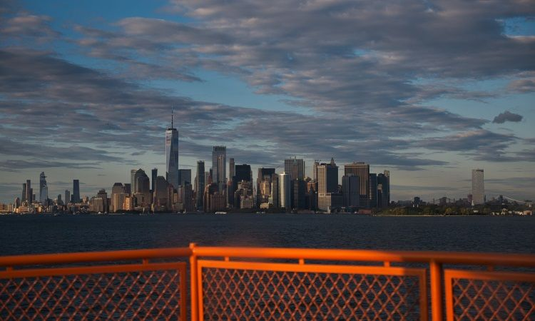 Skyline in NYC