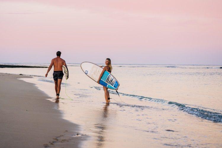Surfen in Sydney