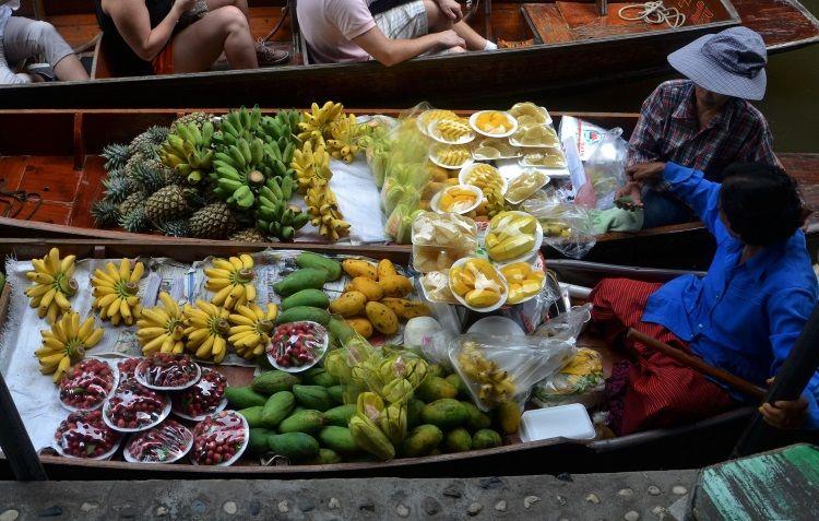 Obst Thailand