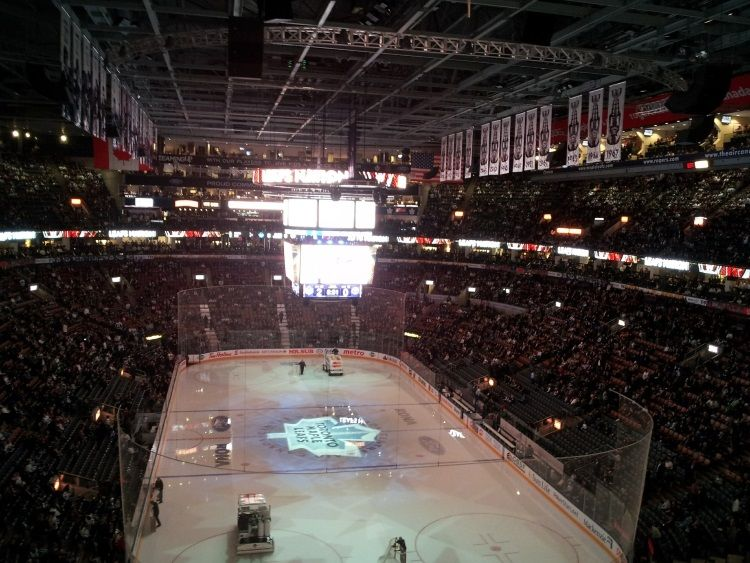 Toronto Maple Leafs Stadion