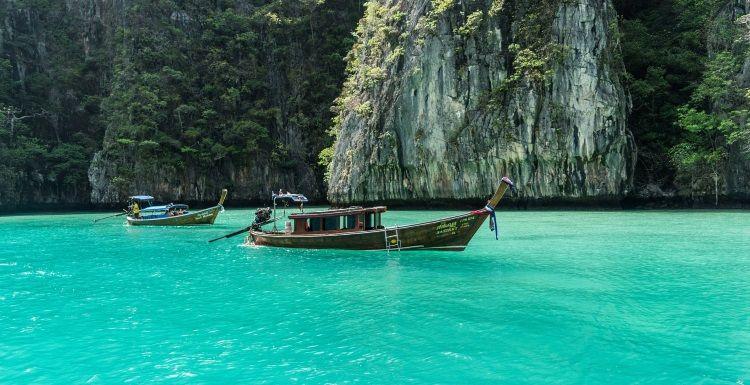 Thailands Bucht