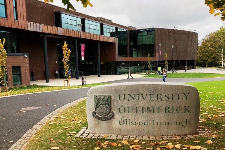 Das Hauptgebäude der University of Limerick