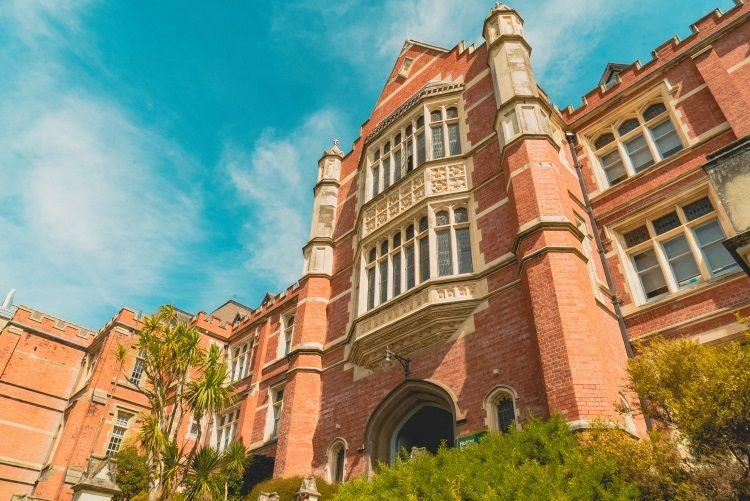 Hauptgebäude der Victoria University