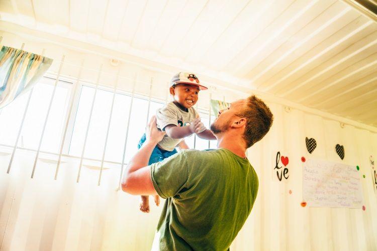Child Care Projekt Südafrika